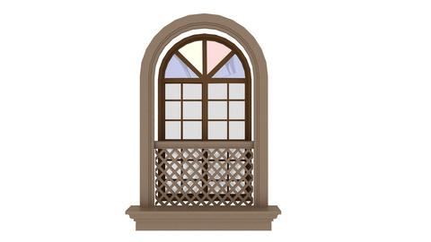 Pavilion Window