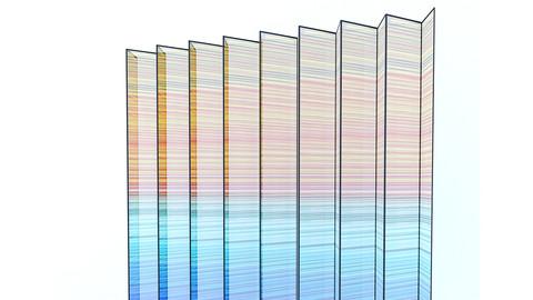 Separator Colored