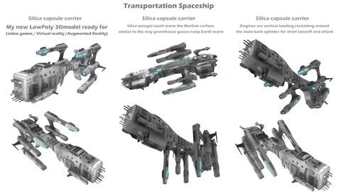 Transportation Spaceship