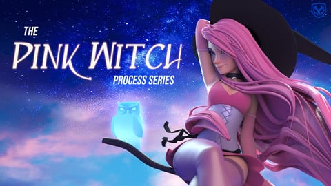 Pink Witch Process Videos