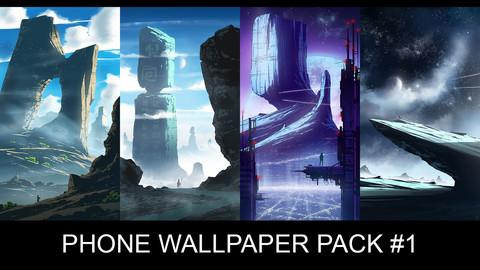 Phone Wallpaper Pack #1