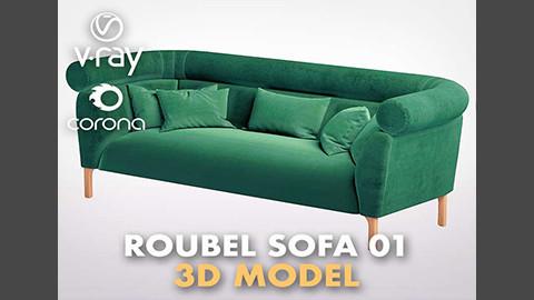 Roubel sofa