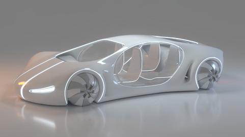 Future Car 34
