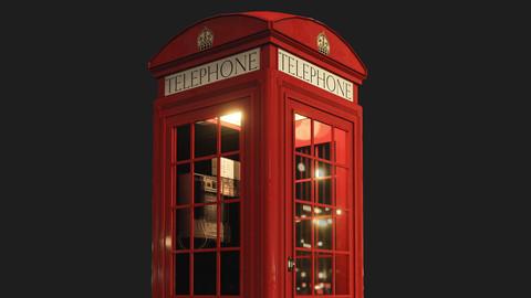 K2 - Telephone London