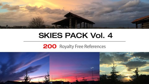 SKIES PACK Vol. 4