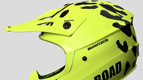 Helmet Off-Road
