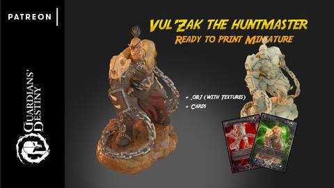 Vul'Zak the Huntmaster