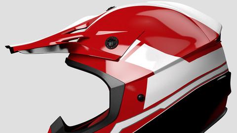 Helmet Off_Road