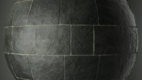 Procedural Stone Floor