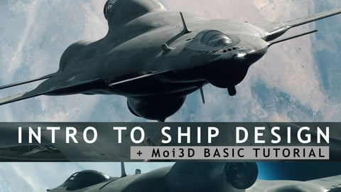 Intro to ship design + Moi3D basic