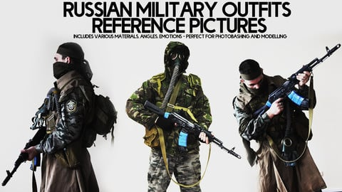 RUSSIAN MILITARY OUTFITS