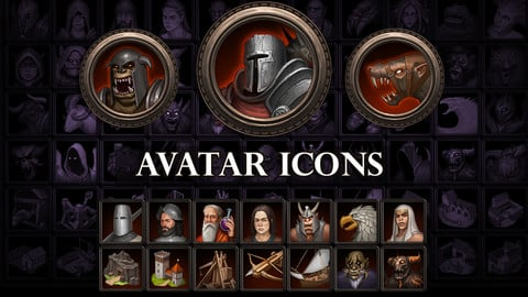 100+ Avatar Icons Vol.2