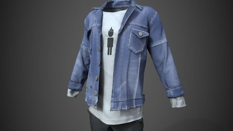 Denim Jacket| MD project |SP project