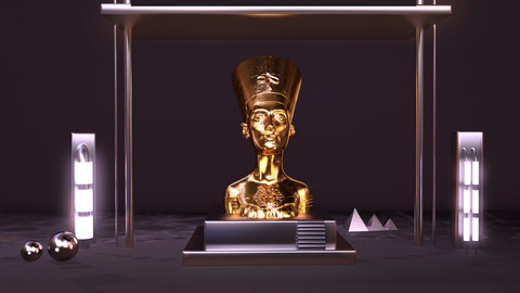 The king of Egypt