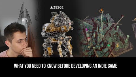 What you need to know before developing an indie game