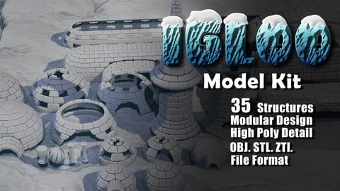 Igloo Model Kit