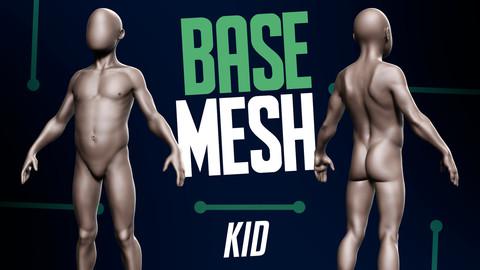 Basemesh Kid
