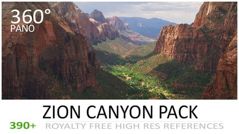 ZION CANYON PACK
