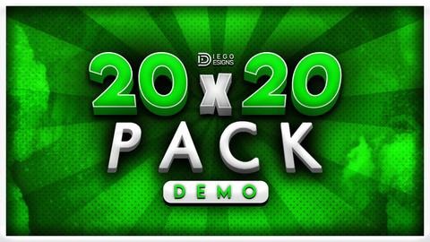20x20 PACK (DEMO version) - PARTE 5
