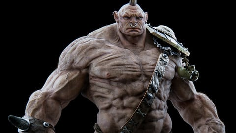 Ogre - 3D model