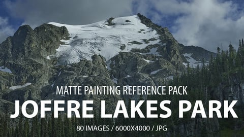 Reference pack - Joffre Lakes Prov. Park
