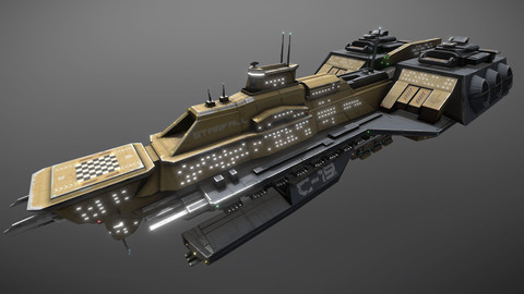 Space Force 1 - Carrier (Starfall)
