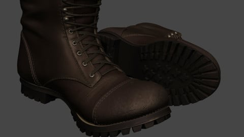 Shoes male 1