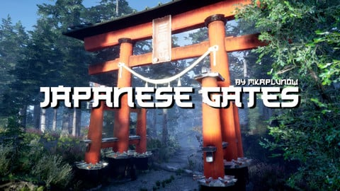 «Japanese Gates» by mkaplunow