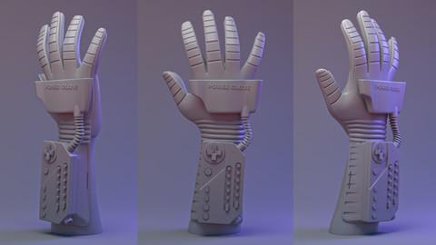 1989 Mattel Power Glove