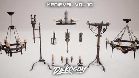 Medieval - VOL 10 - Lighting
