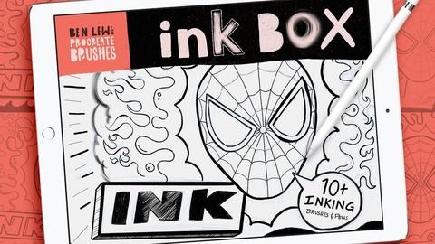 Procreate Ink Box