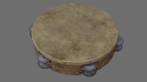 Tambourine 1B