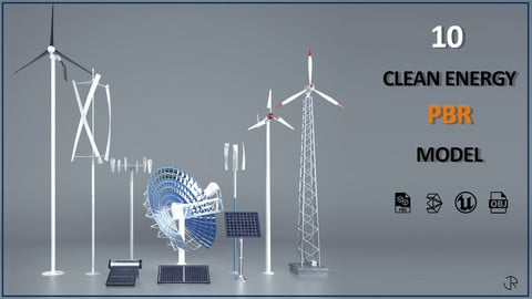 UE4 clean energy