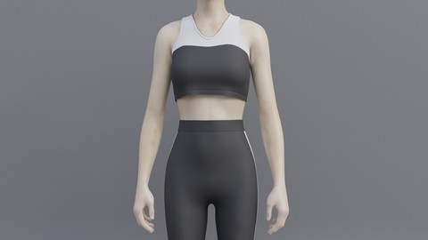 Gym wear- Female sport wear