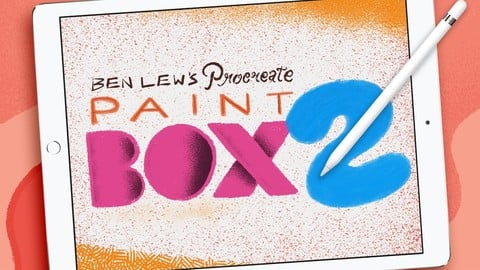 Procreate Paint Box Two