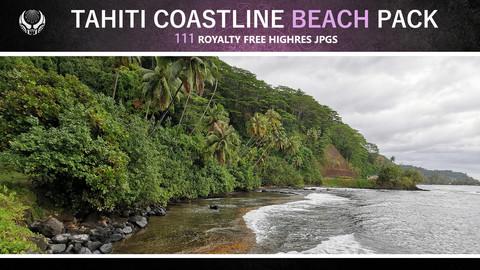 TAHITI COASTLINE BEACH PACK