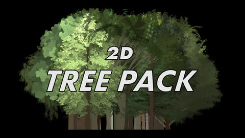 2D Tree Pack