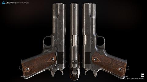 M1911 GameReady