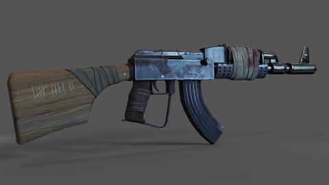 AK-Postapocalyptic