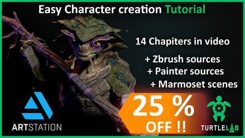 Easy Character creation Tutorial