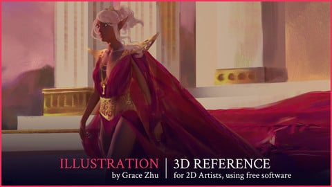 3D Reference for 2D Artists