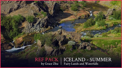 Iceland Summer - Ref Pack