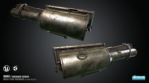 M1917 Gas Grenade - WWI Grenade Series