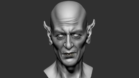 Nosferatu sketch