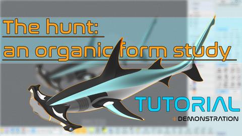 The hunt: an organic form study