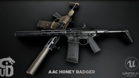 AAC Honey Badger PDW