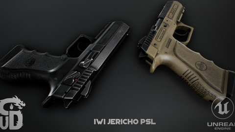 IWI Jericho PSL