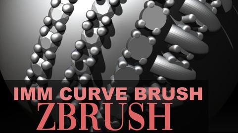 IMM Curve Brush Gemstone-Prongs-Cutters