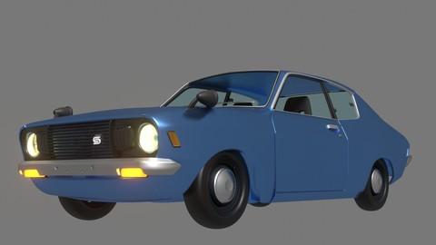 Datsun 120Y Nissan Sunny b210 sedan 2door