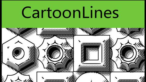 CartoonLines Node